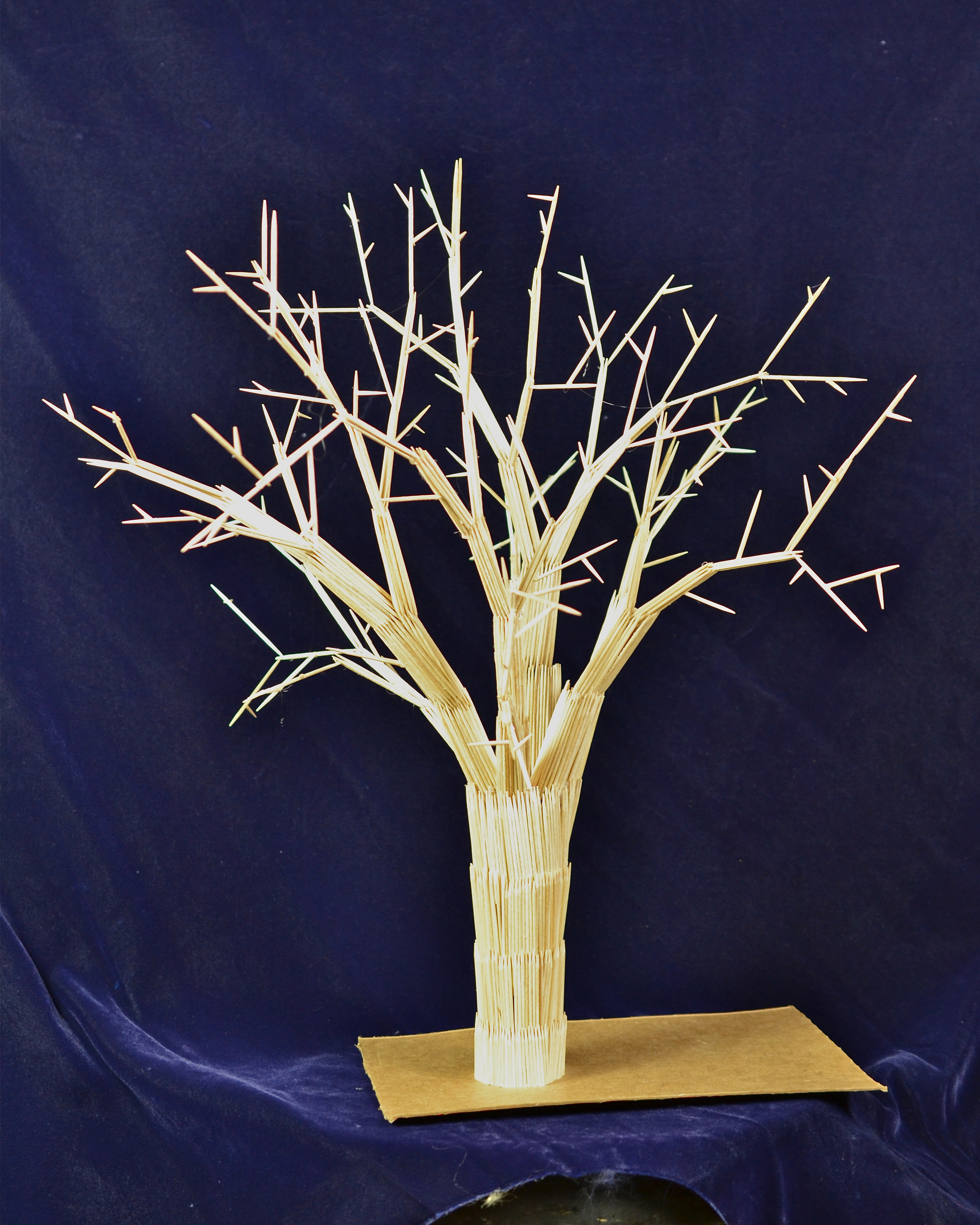 Christmas Crafts With Toothpicks