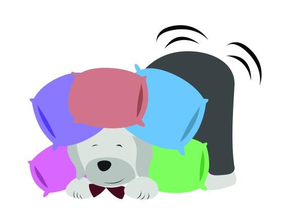 Norman Dog Illustrations