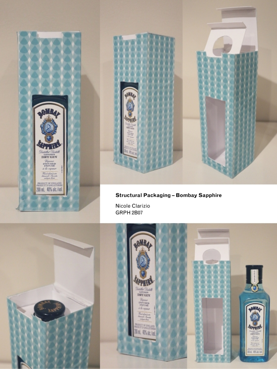 Gin Packaging